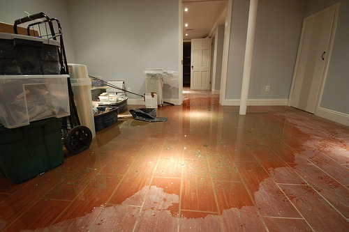water damage restoration company Chicago