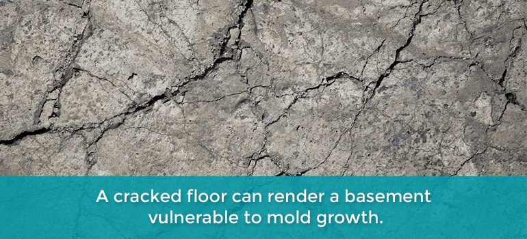 cracked floors