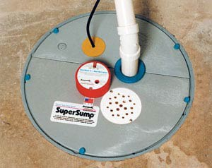 sump pump overflow chicago