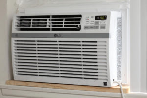 indoor air conditioning unit
